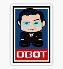 Colbot Politico'bot Toy Robot 2.0 Sticker