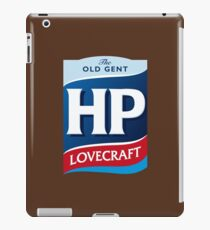 HP Lovecraft Sauce iPad Case/Skin