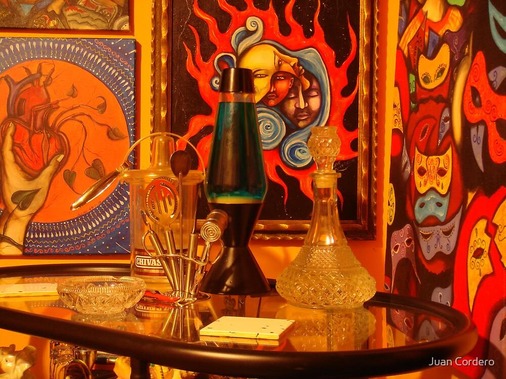Helene Ruiz's Corner by Juan Cordero