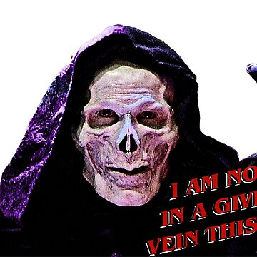 SKELETOR - NO VEIN - MASTERS OF THE UNIVERSE by shawnofthe80s