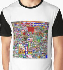 /r/place Graphic T-Shirt