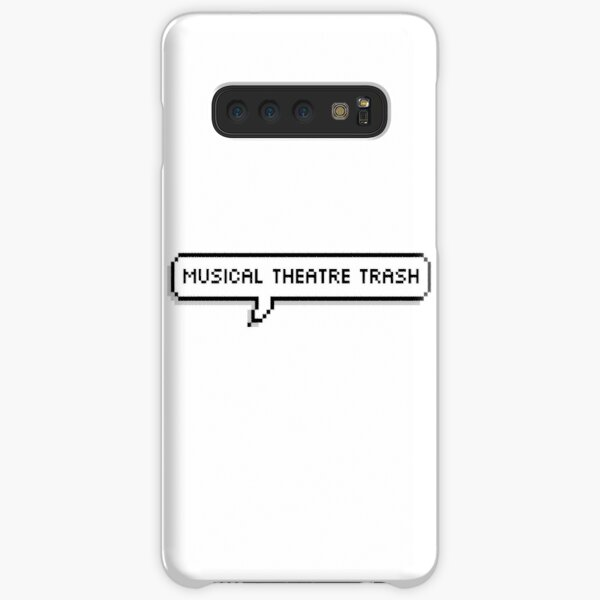 Musical Theatre Trash Samsung Galaxy Snap Case
