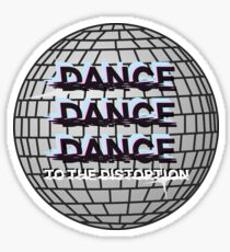 """Dance Dance Dance"" -- Katy Perry 'Chained to the Rhythm' Sticker"