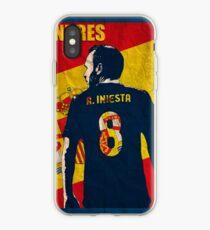 Iniesta  iPhone Case