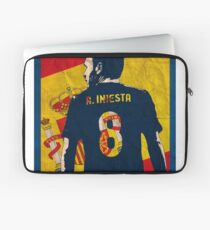 Iniesta  Laptop Sleeve