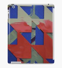 Layer Upon Layer V iPad Case/Skin
