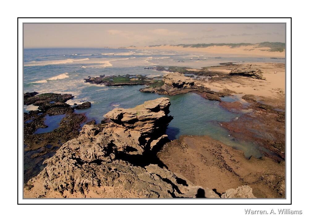 Dias Cros View by Warren. A. Williams