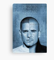 SEQUEL PRISON BREAK DANDANG3 Canvas Print