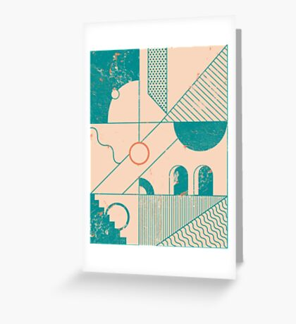 Untitled 1 Greeting Card