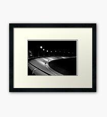 concrete_only 06 Framed Art Print