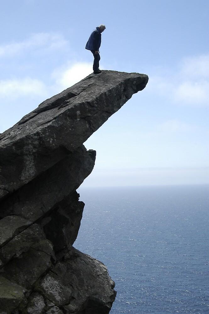 St Kilda, Heel Stone by JimWhitham