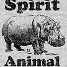 Jungle Spirit Animal- Hippo by JungleCrews