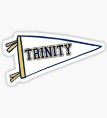 Trinity Flag Sticker