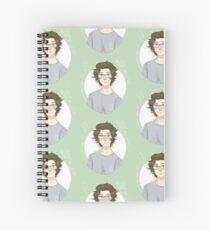 maxmoefoe Spiral Notebook