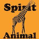 Spirit Animal- Giraffe by JungleCrews