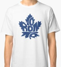 Toronto Maple Leafs blue Classic T-Shirt