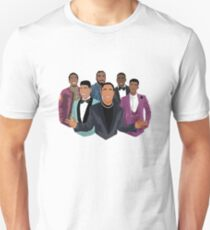 The New Edition Story Unisex T-Shirt