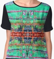 Colours of the Reef Women's Chiffon Top