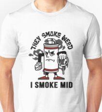 I Smoke Mid CS:GO T-Shirt
