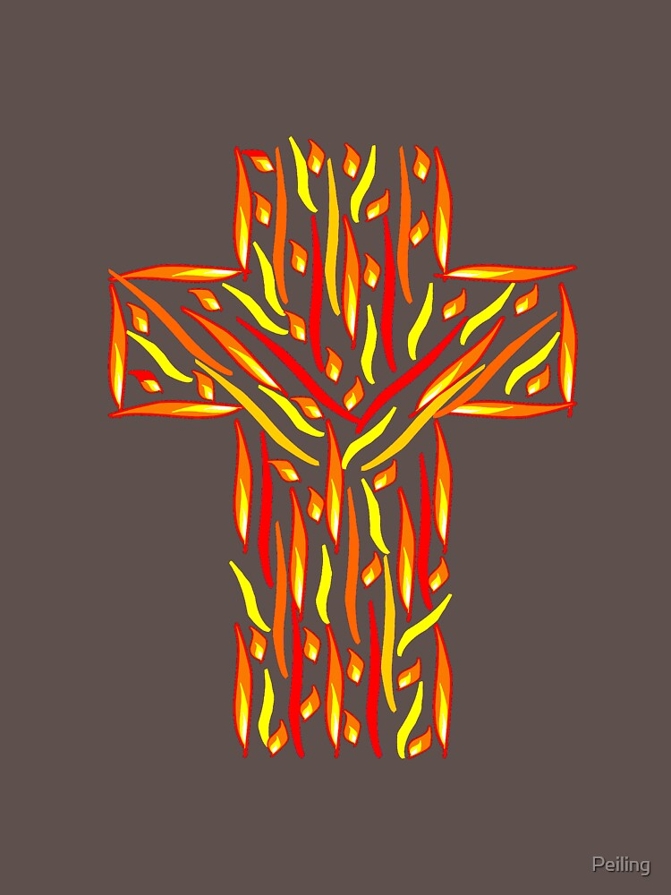Cross of Jesus Christ by Peiling