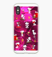 Snoopy iPhone Case
