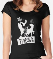 The Pharcyde Women's Fitted Scoop T-Shirt