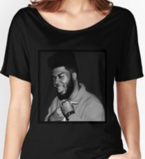 Khalid Robinson  Women's Relaxed Fit T-Shirt
