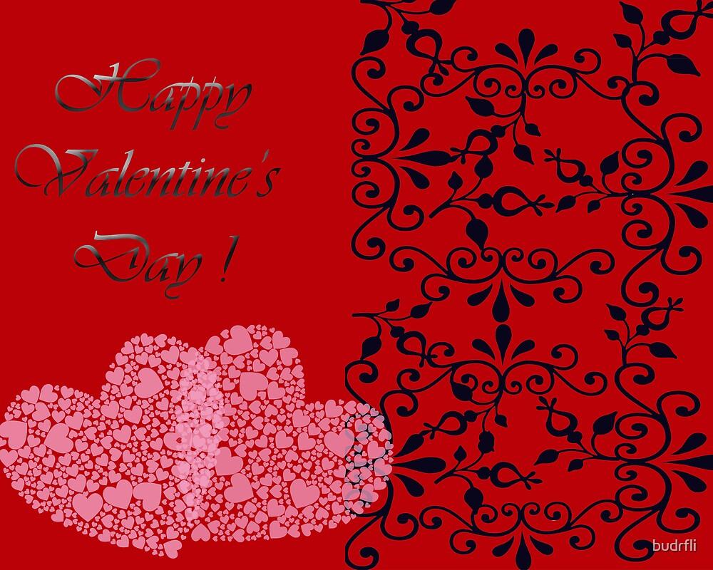 hearty valentine by budrfli