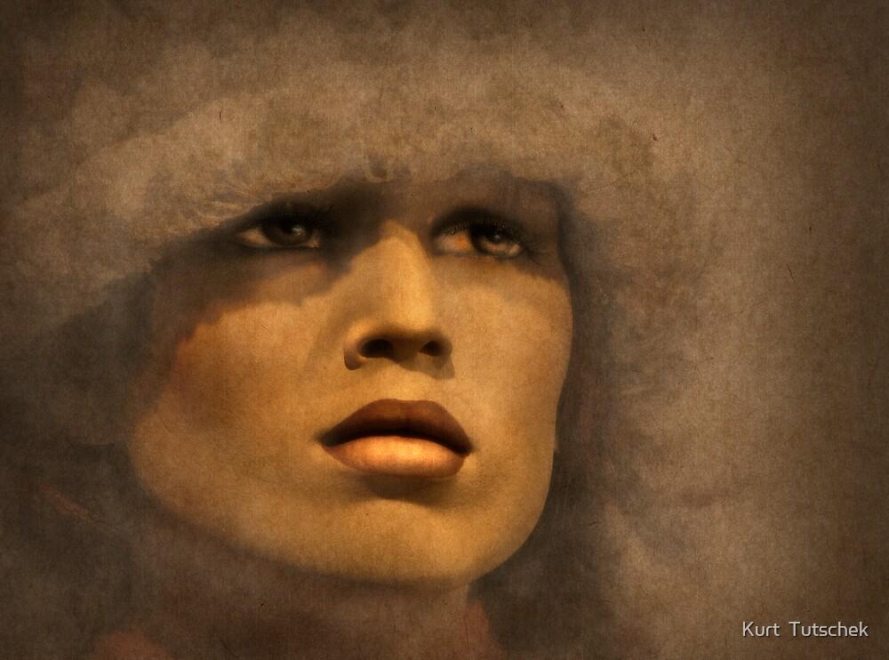 The face by Kurt  Tutschek