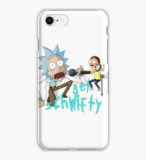 Rick and Morty Get Schwifty iPhone Case/Skin