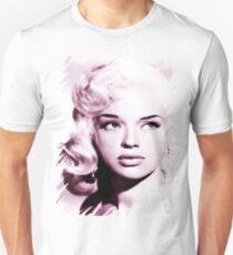 Diana Dors vintage color Unisex T-Shirt