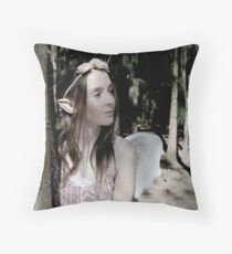 Faewild Throw Pillow