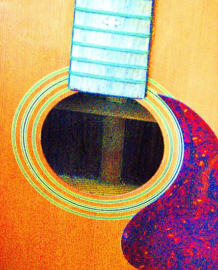 Guitar by glink