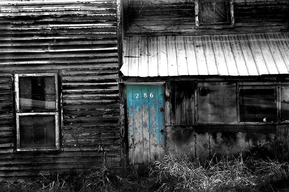 The Blue Door: #286 by DJ Fortune
