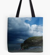 Impending Storm Tote Bag