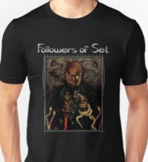 Masquerade Clan: Followers of Set Revised Unisex T-Shirt
