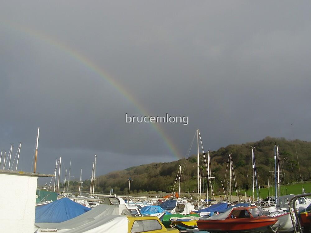 rainbow marina by brucemlong