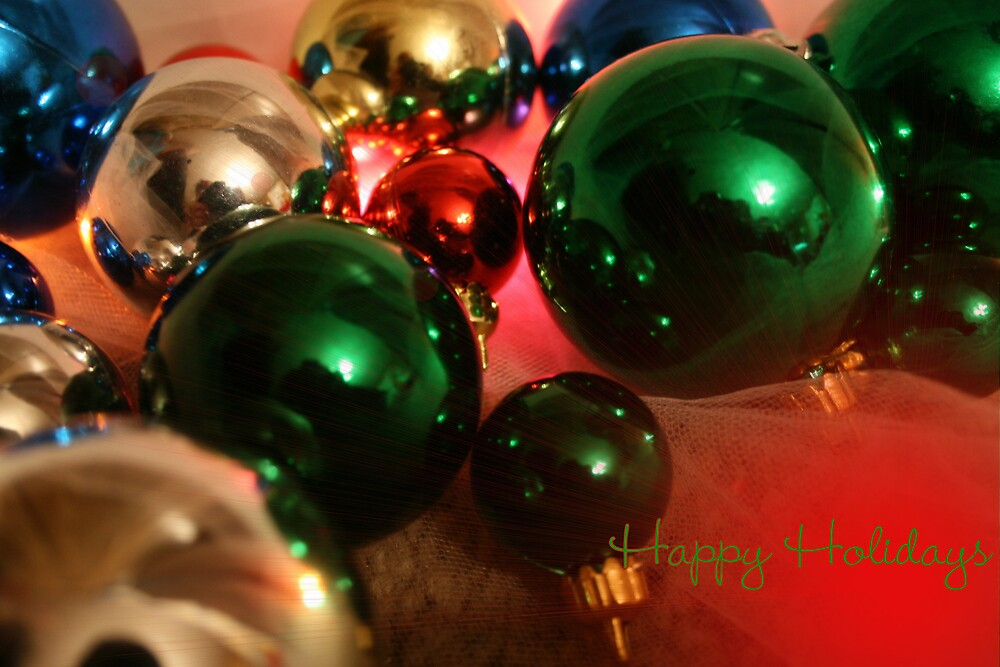Happy Holidays by manda3girls