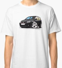 VW Golf GTi (Mk5) Black Classic T-Shirt