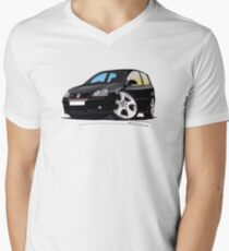 VW Golf GTi (Mk5) Black T-Shirt