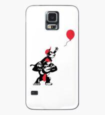 Balloon Apes Case/Skin for Samsung Galaxy