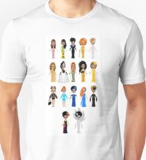 Bianca Del Rio Kleider Slim Fit T-Shirt
