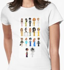 Bianca Del Rio Dresses Women's Fitted T-Shirt