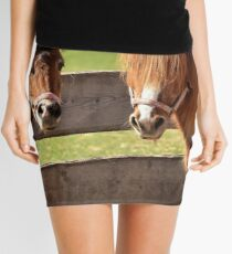 pony Mini Skirt