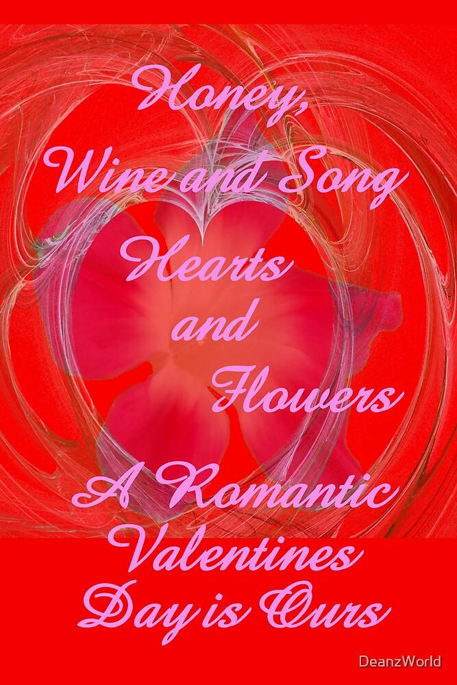 Honey Valentine by Dean Warwick