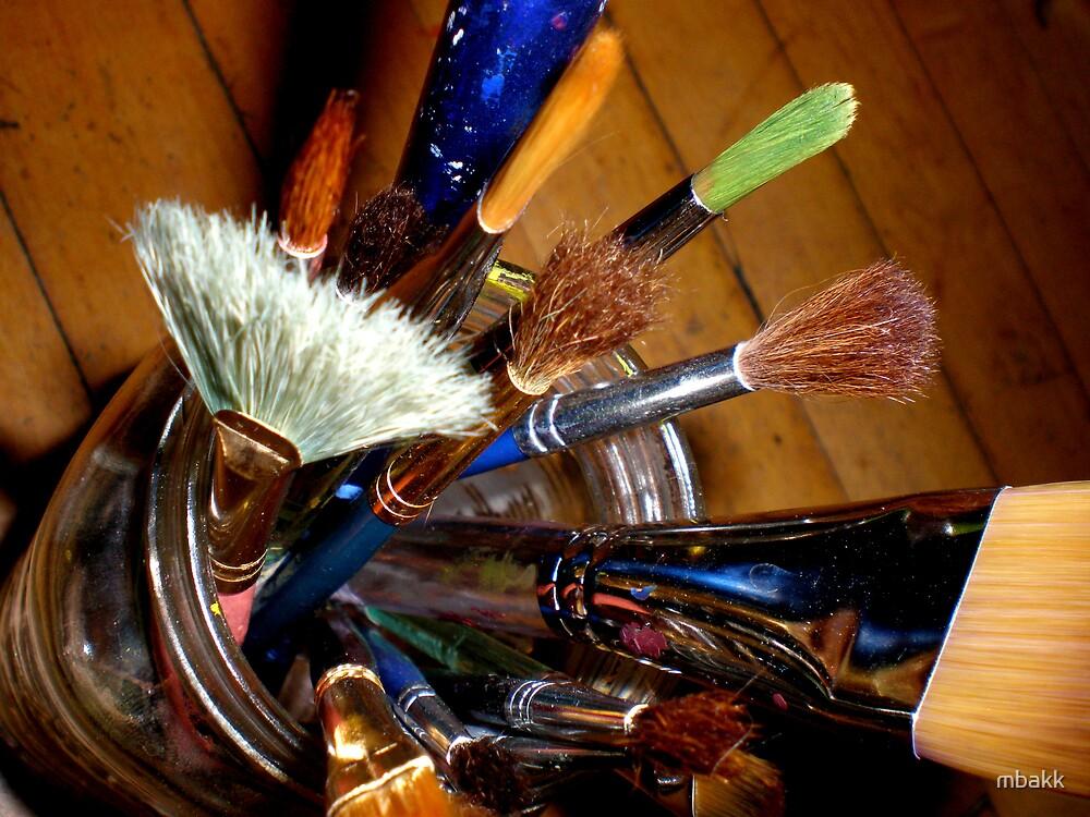 brushes by mbakk