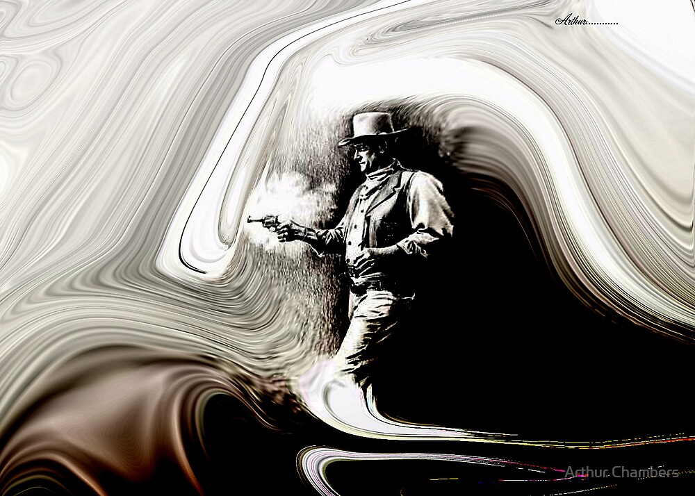 GUN SHOT by Arthur Chambers