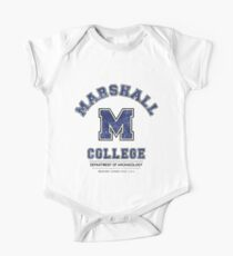 Indiana Jones - Marshall College Archaeology Department Distressed Variant  One Piece - Short Sleeve