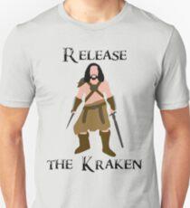 Release the Kraken - Artwork by: Simon Jameson T-Shirt