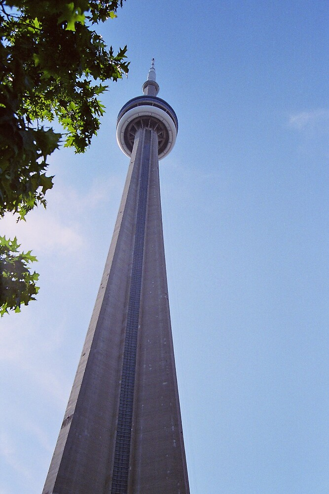 CN tower by Sarah99